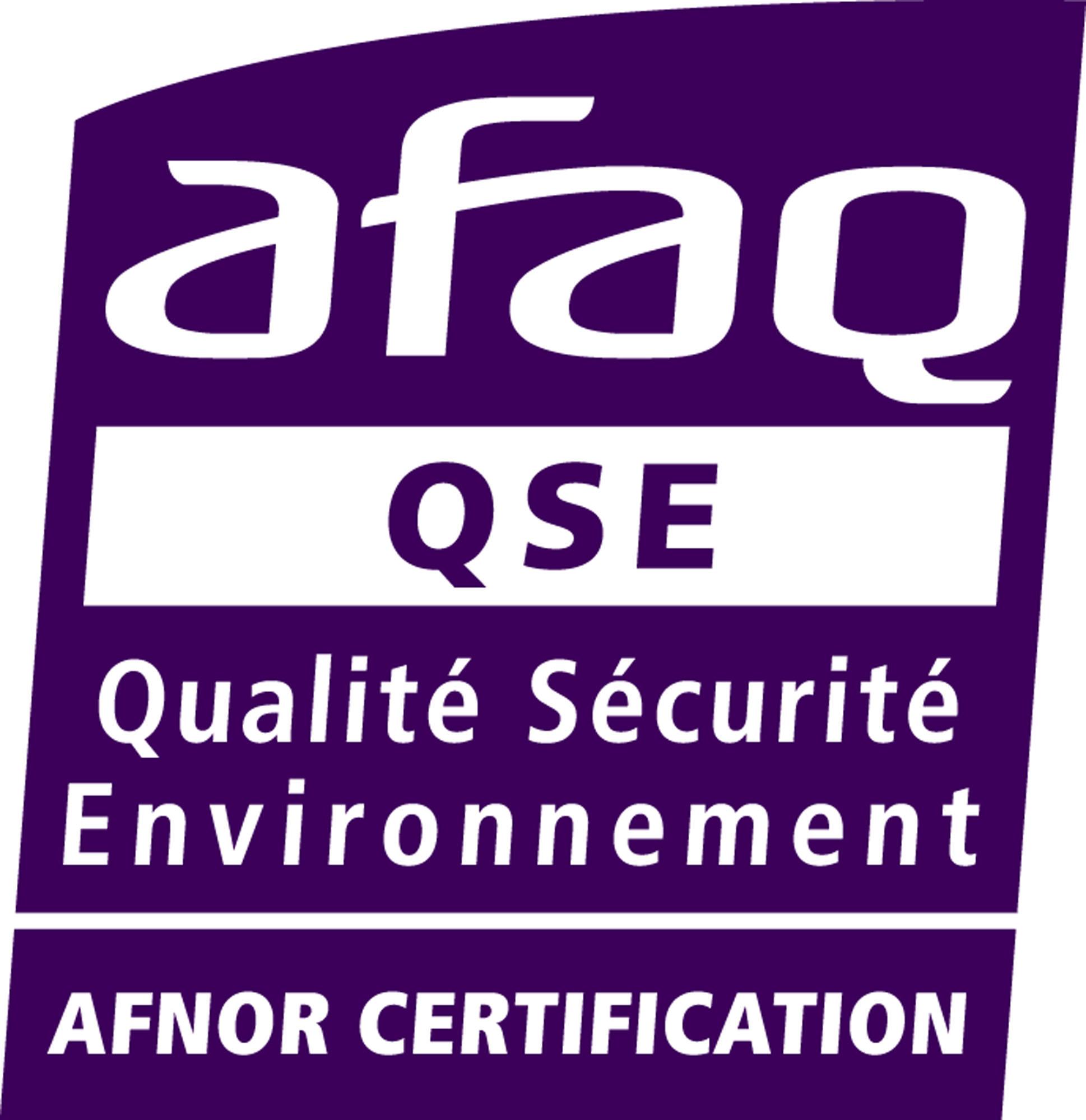 Logo AFAS QSE